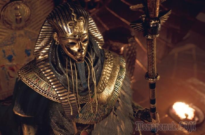 Тайны одного из первых фараонов Египта