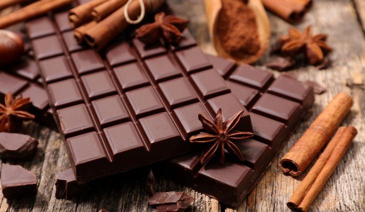 Горький шоколад – продукт, помогающий улучшить кровообращение