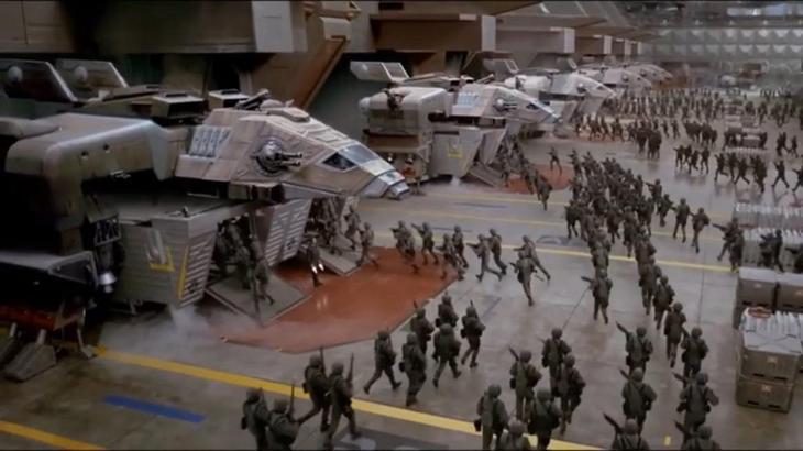 Тактика космических войн будущего 8