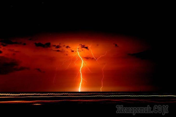 кататумбо в венесуэле молнии