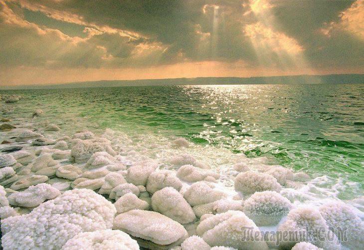 Мёртвое море 🌟 Полезная информация