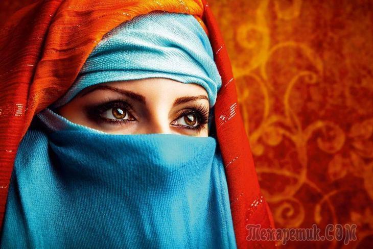 За дверью гарема: настоящая жизнь арабских жен