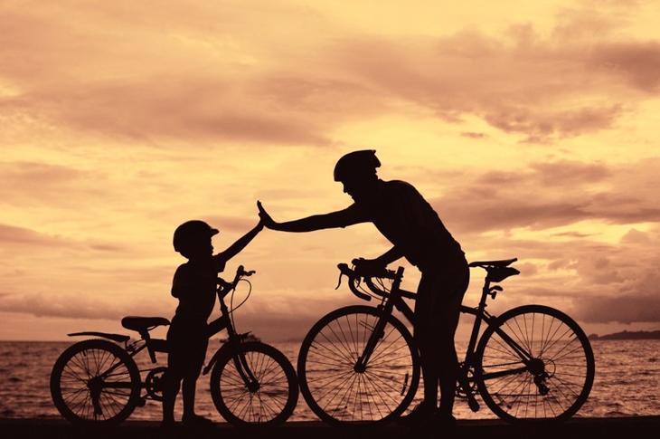 Как воспитать мужчину: 8 правил настоящего отца мальчик, ребёнок, семья