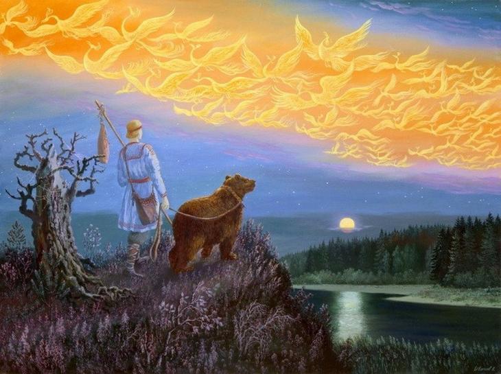 3. Тризна. древние славяне, история, обряды