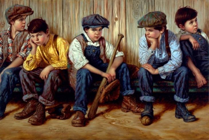 Сентиментальное путешествие в страну детства с Джимом Дейли, фото № 41