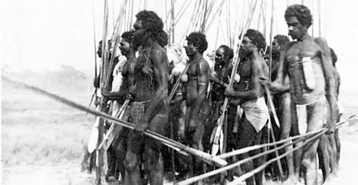 4. Насилие австралия, история, колонизация, факт