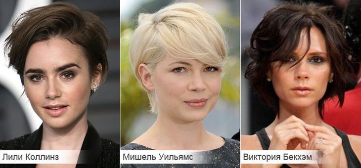 Как подобрать стрижку для коротких волос на примере голливудских звезд