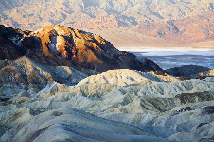 Долина Смерти люди, планета интересные факты, природные явления