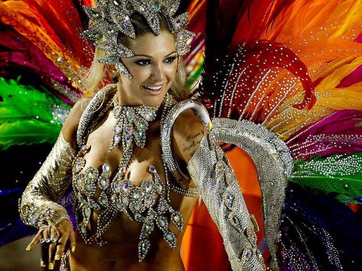 7 самых грандиозных карнавалов в мире