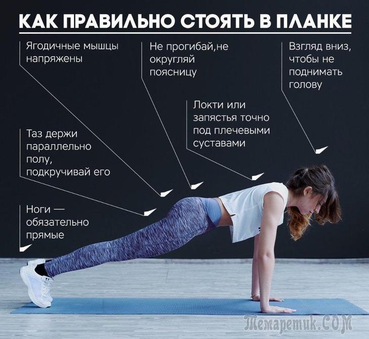 Сколько упражнений в одной тренировке