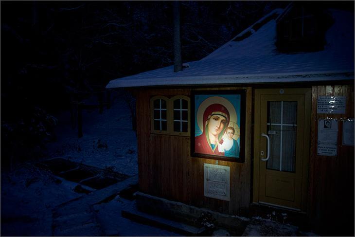 Радонеж - святой источник Казанской иконы Божией Матери