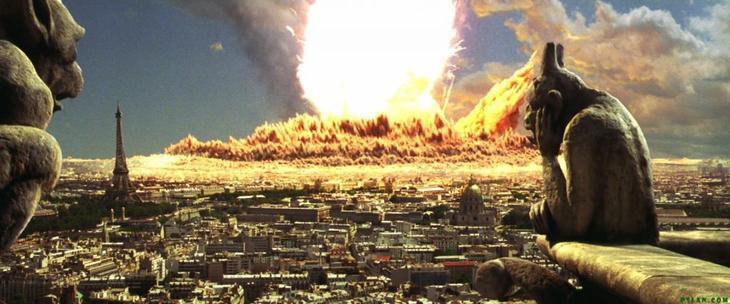 Защита от метеоритов. Грозит ли нам Армагеддон? 5