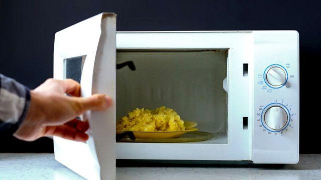 Микроволновка - секреты использования
