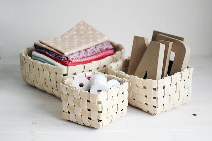 Плетение из бересты для начинающих