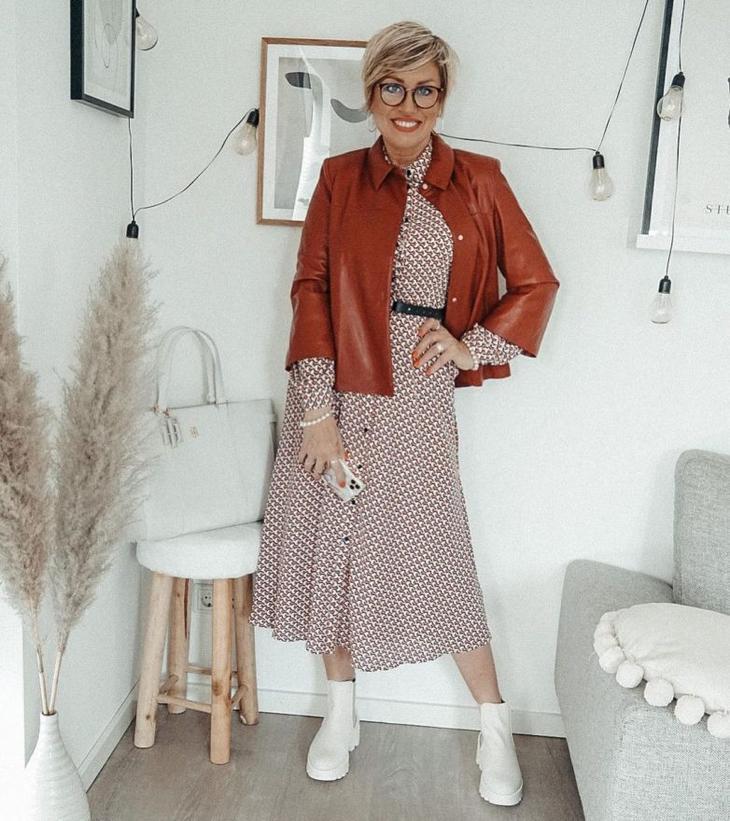 Модные луки весна-лето для женщин 40-50 лет