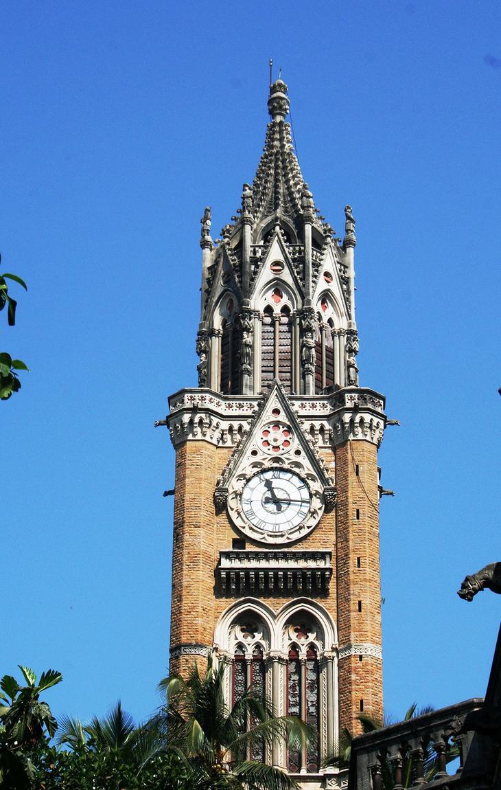 Часовая башня Раджабаи