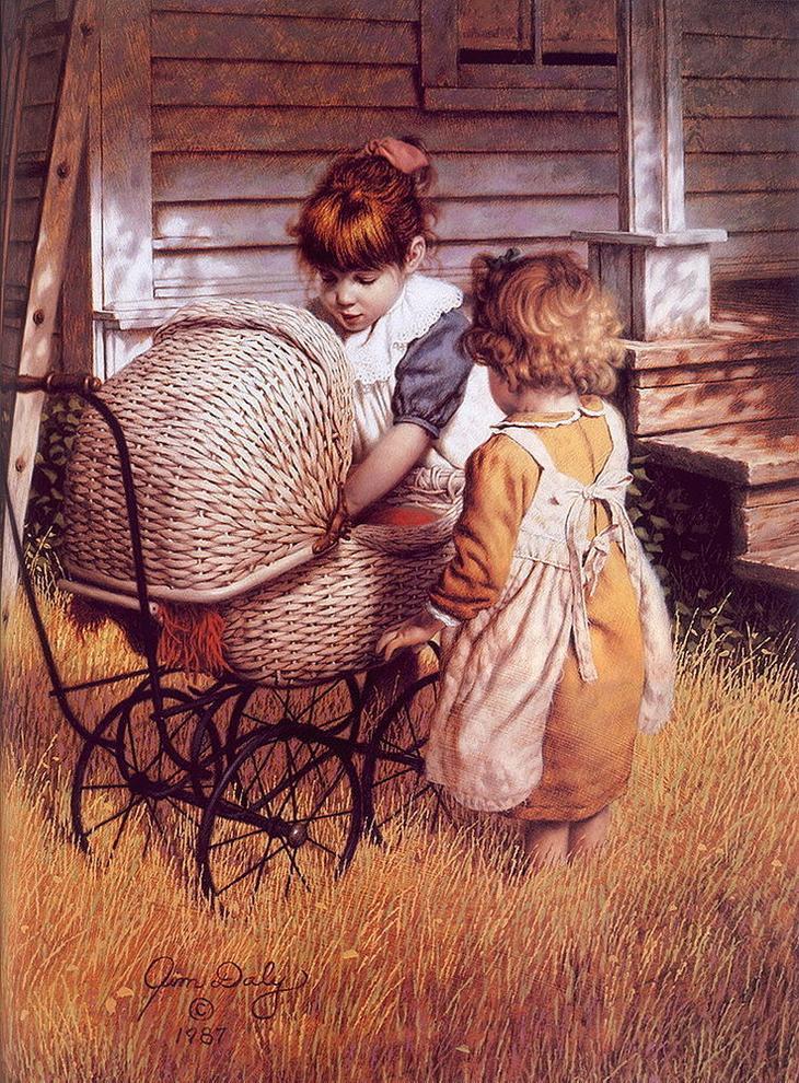 Сентиментальное путешествие в страну детства с Джимом Дейли, фото № 13