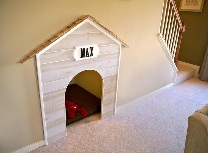 25 Спальных мест для собаки в современном интерьере