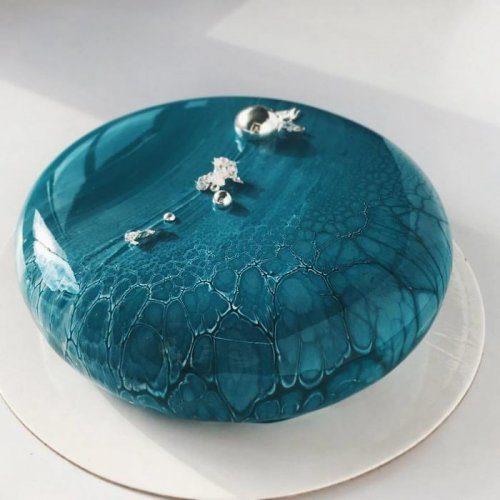 Зеркальные торты от Ксении Пенкиной