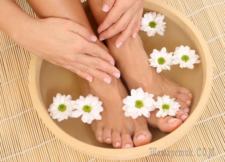 Как быстро избавиться от грибка кожи ног