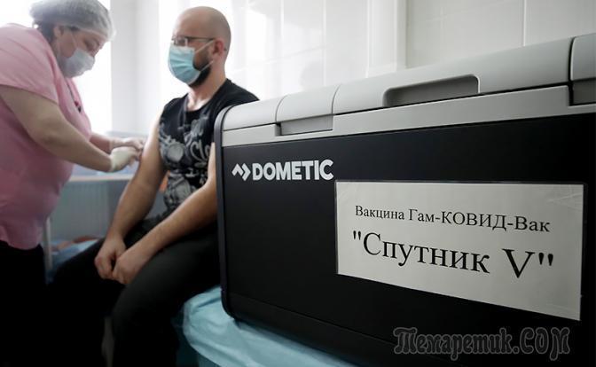 COVID-19: Провал с вакцинированием Pfizer/BioNtech может заставить Запад кланяться Москве