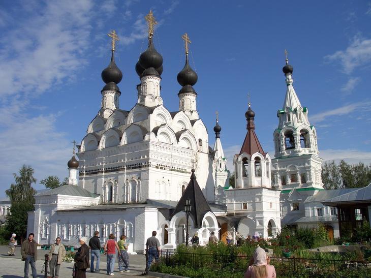 Свято-Троицкий монастырь в Муроме