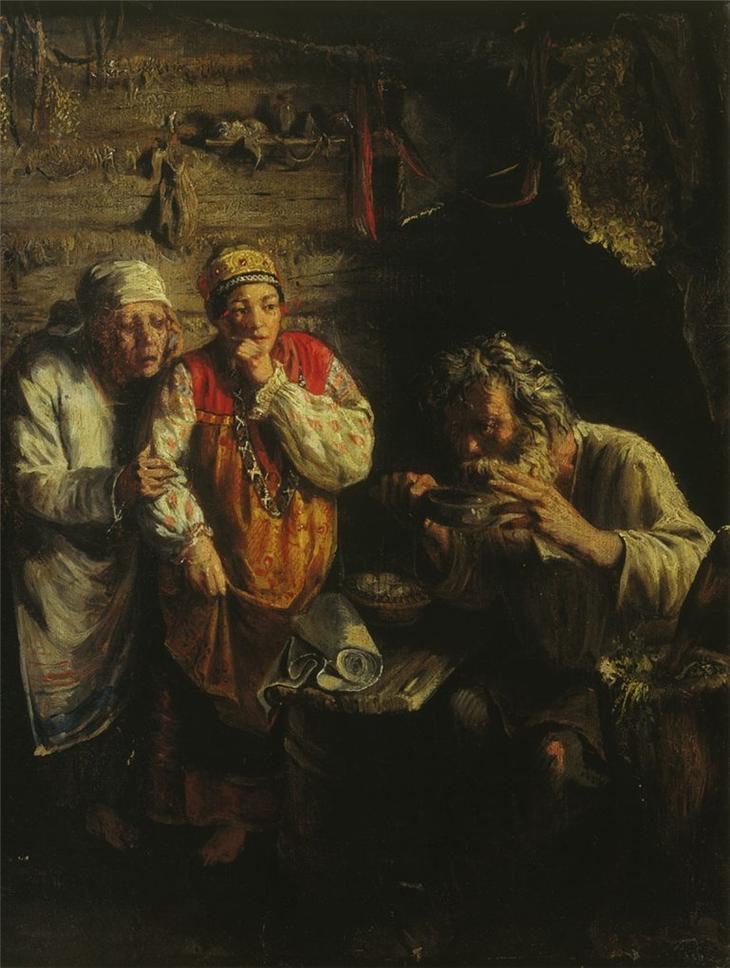 Особенность деревенских магических ритуалов