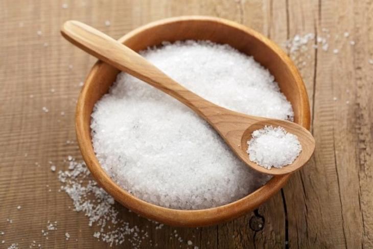 Как с помощью соли очистить любую поверхность, соль для очистки кухни