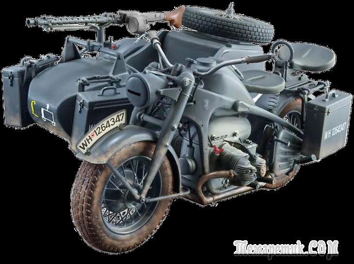 Zündapp KS 750 - Мотомир Вячеслава Шеянова | Motorworld by V. Sheyanov