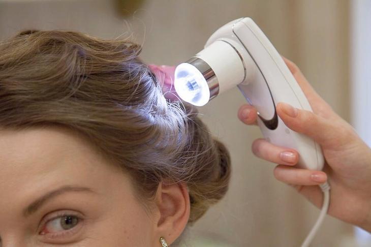Диагностика волос