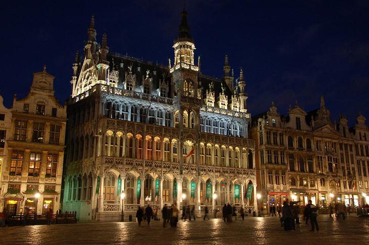 Гран-Плас в Брюсселе