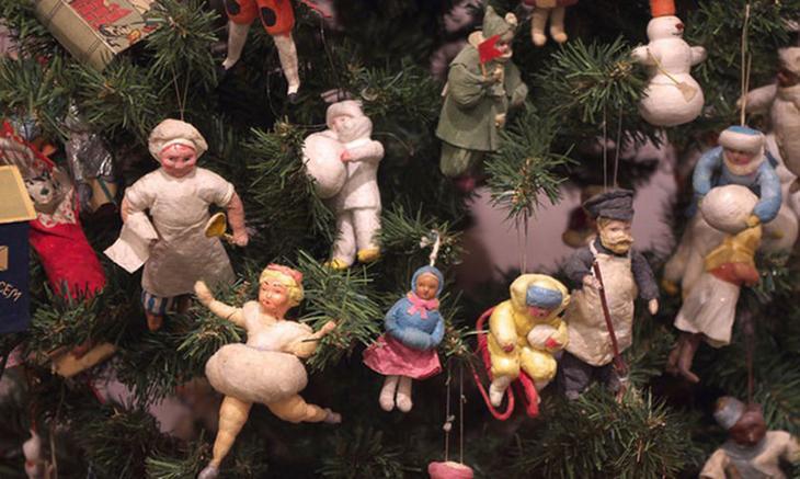Русские новогодние игрушки: правдоподобные мифы и фантастичная реальность, фото № 3