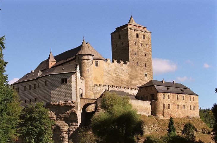 Замки Чехии возле Праги: 6 интересных мест, которые стоит увидеть