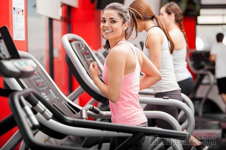 Как похудеть на беговой дорожке программа