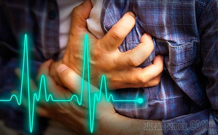 За месяц до сердечного приступа организм начнет вас предупреждать. Вот 8 главных симптомов