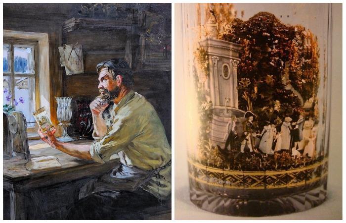 Знаменитые стаканы крепостного Верещагина, секрет которых не разгадали за 200 лет
