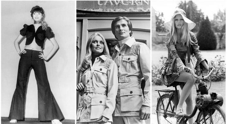 Тренды из 70-х, которые снова в моде