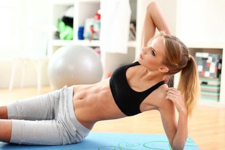 10 лучших упражнений, чтобы убрать живот