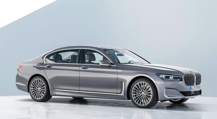картинки BMW 7-Series 2021-2020