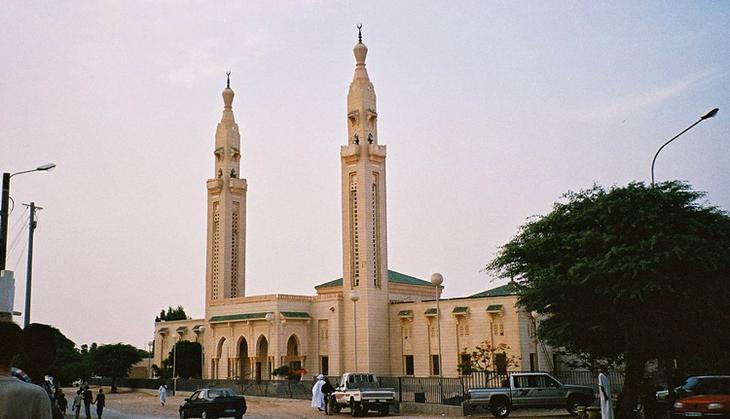 Мечеть Сауди