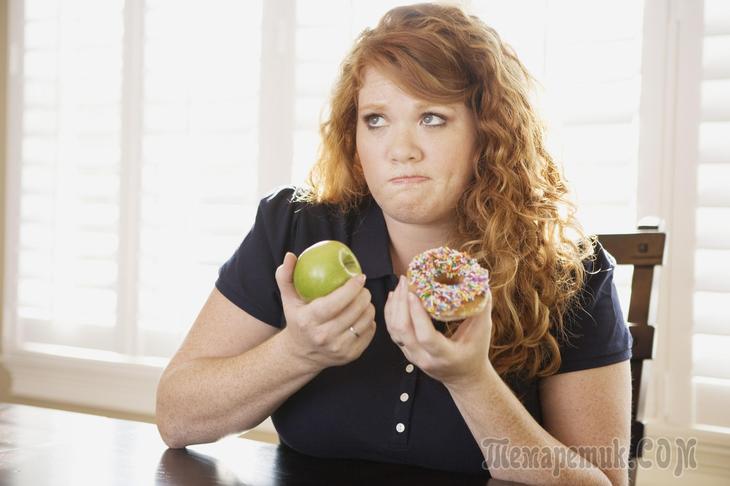 Почему я не могу похудеть 5 основных причин
