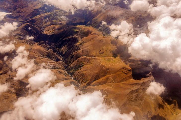 aerials13 55 аэрофотографий о том, что наша планета самая красивая