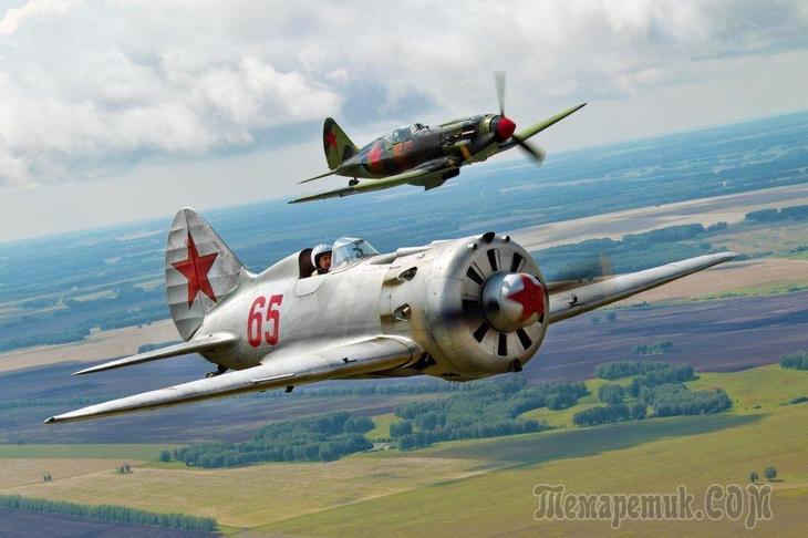 """Семь войн """"Ишачка"""": И-16 совершил первый полет 86 лет назад"""
