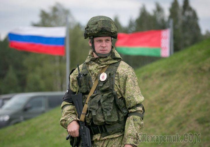 Стало известно, когда Россия введет войска в Белоруссию
