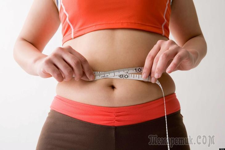 Как уменьшить желудок для похудения в домашних условиях