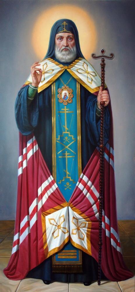 святитель митрофан воронежский фото