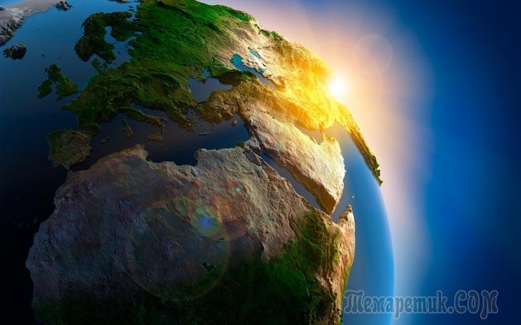 23 факта о земле, которые вы не знали