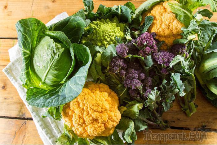 Листовые овощи это лучший источник