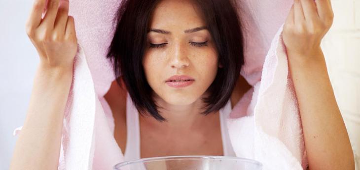 Как распаривать кожу перед чисткой лица в домашних условиях
