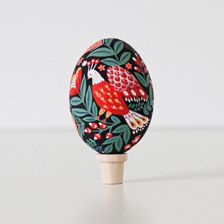 Пасхальные яйца фольклорные мотивы от художницы из Узбекистана Динары Мирталиповой, фото № 25
